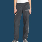 - LPST61 Ladies Piped Wind Pant