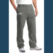 - ST257 Open Bottom Sweatpant